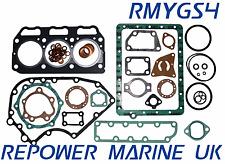 Joint Ensemble pour Yanmar 3GM30 Marine Diesel, Remplacement #: 728374-92605