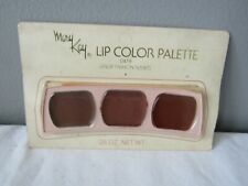 Mary Kay Lip Color Palette Great Fashion Russets NIP #0419
