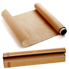 Roll Parchment Paper Nonstick Baking Pan Liner Oven Cooking Pizza Bread 15