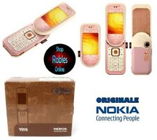 Nokia 7373 Pink (Ohne Simlock) 3BAND 1,3MP Bluetooth Radio Original TOP OVP