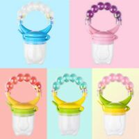 Baby Feeding Pacifier Fresh Food Fruit Feeder Infant Dummy Soother Nipple  Nice