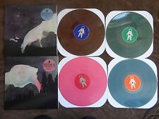 """Radiohead """"The Brighter North"""" 4 LP Set! Live in Canada-180g COLOR WAX 100 Made"""
