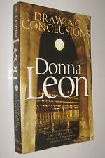 DRAWING CONCLUSIONS - DONNA LEON - EN INGLES