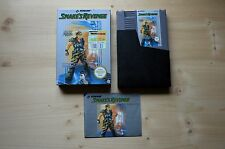 NES - Metal Gear: Snake's Revenge - (OVP, mit Anleitung)
