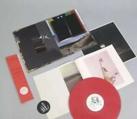 Bon Iver - i.i - Turntable Labs Exclusive Red Vinyl Limited (1 Of 1500) In Hand