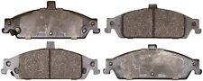 MONROE CX752 Disc Brake Pad-Total Solution Ceramic Brake Pads Front