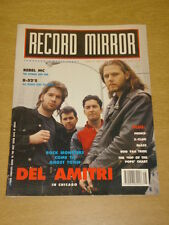 RECORD MIRROR 1990 JUNE 23 DE AMIRTI REBEL MC B-52'S