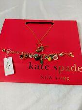 Kate Spade How Charming Hawaii Charm Bracelet Wlru6138 Multi Color
