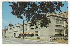 High School in GREENSBURG PA Vintage Pennsylvania Westmoreland County Postcard