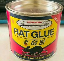 ESTABLISHED SINCE 1977 NON-TOXIC NO ODOUR RAT GLUE MOUSE STICKY GLUE 220ML