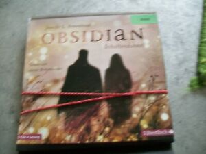 Hörbuch  Obsidian. Schattendunkel  von Jennifer L. Armentrout