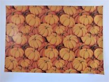 100 10x13 Designer Pumpkin Mailer Poly Shipping Envelope Boutique Fall Bag