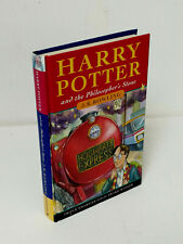 Harry Potter and the Philosopher's Stone J. K. Rowling / Gebunden Hardcover 1st