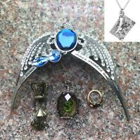 Lord Voldemort's Horcrux 5pcs Set Diadem Locket Diary Goblet Rings Halloween Cos