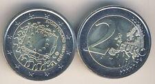 2 Euro Gedenkmünze 2015 Finnland Europaflagge