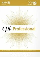 CPT 2019 CPT / Current Procedural Terminology Professional Edition