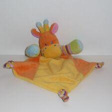 Doudou Girafe Mots D' Enfants