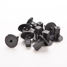 50Pcs 9mm Clips Fender Liner Screw Grommets For Toyota Tacoma Lexus 90189-06065