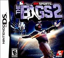 BRAND NEW SEALED DS -- Bigs 2 MLB Baseball (Nintendo DS, 2009)