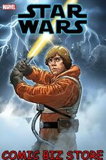 STAR WARS #6 (2020) 1ST PRINTING SILVA MAIN COVER BAGGED & BOARDED MARVEL