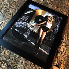 Rihanna Good Girl Gone Bad Million Record Sales Music Award LP Vinyl CD Disc