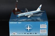 """Varig Boeing 767-200 """"Old Color""""Reg:PP-VNQ JC Wings 1:200 Diecast Models XX2716P"""