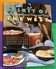 RANCH COOKBOOK range, cowboy, wrangler west western recipes hearty