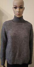 ZARA  grey turtle neck jumper size M