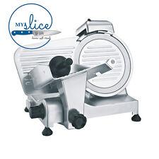 Linkrich 195mm Semi-Automatic Meat Slicer - Butcher / Chef / Deli / Restaurant