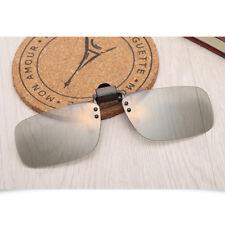 Clip On 3D Glasses Circular Polarized Eye Lens for 3D LG TV Cinema Movie Imax