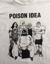 Poison Idea Kings of Punk Shirt S M L XL Choose Size/Color All Variations