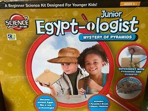 Junior Egypt-ologist Mystery Of Pyramids
