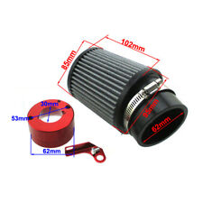 Air Filter Adapter For 11Hp 13Hp Honda GX340 GX390 Go Kart Predator 301cc 420cc