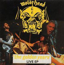 ★☆★ CD SINGLE MOTÖRHEAD The Golden Years EP  4-Track CARD SLEEVE