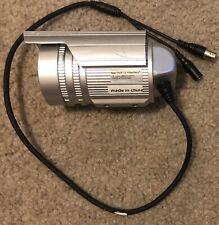 VideoSecu IRX811S Indoor/Outdoor Weatherproof Infrared Security Bullet Camera