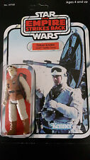 Star Wars ESB 1980 REBEL SOLDIER Hoth Gear W/rifle ESB41-BACK C10+ (yellow face)
