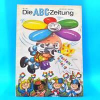 DDR ABC-Zeitung 6-1985 Zeitschrift für Junge Pioniere Volkspolizei Pionierpark