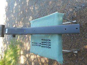 "Used !!!  Bowflex Elite Plus, 48"" Long Back Uper Frame Leg Assembly Spine"