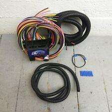 Wire Harness Fuse Block Upgrade Kit for Jaguar Mk 9 street rod hot rod rat rod