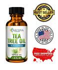 100% Pure Tea Tree Oil 2 oz (56 ml) Therapeutic Grade Oil - Melaleuca