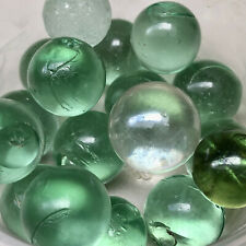 35mm Clear Glass Marbles Kids Party Favors Vase Fillers Set of 6