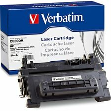 Verbatim Rem. Toner Cartridge f/HP CE390A 10 000 Page Yield BK 99223
