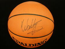 Wally Szczerbiak Autographed Spalding Full-Size Basketball
