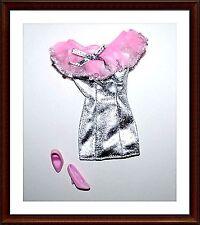 Beautiful  Barbie Clothes Set - Mattel - Fashionista, Fashion Avenue, Lot 5924