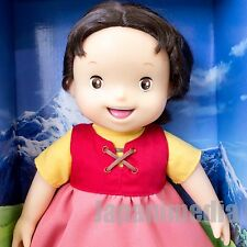 "Heidi Girl of the Alps HEIDI 13"" Big Figure Doll Sekiguchi JAPAN ANIME MANGA"