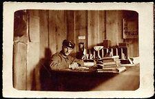 carte-photo guerre 1914-1918 . Biélorussie . 1916