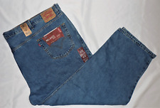 Levi's Men's 550 Big & Tall Relaxed Fit Denim Jeans BLUE 60 x 30 NEW w/ Tags
