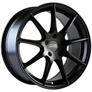 CERCHI IN LEGA OZ RACING OMNIA PER MAZDA MX-5 7.5x17 5x114.3 ET 45 MATT BLAC b3a