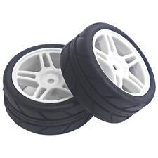 4PCS 63mm Diameter 26mm Width Hub Rc Wheels 110 Hex 12mm Rim&Tires R9X8