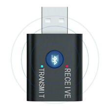 5.0 Drahtloser Bluetooth Audioempfänger Sender USB TV Computer Projektor